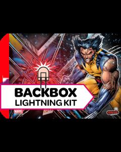 X-Men Wolverine LE Backbox Lightning Kit