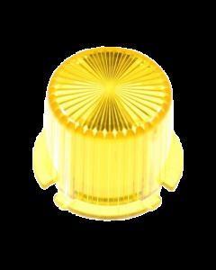 Dome Flash Lamp Yellow