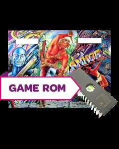 Zankor CPU Game Rom Set