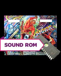 Zankor Sound Rom IC5