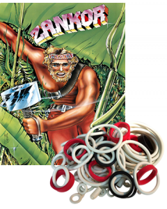 Zankor Rubber Set