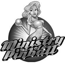 Playfield Decals - Playfield parts - Spare parts • Ministry