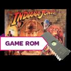 Indiana Jones CPU Game Rom L-7