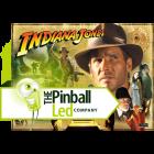 Indiana Jones 4 UltiFlux Playfield LED Set