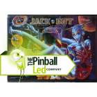 Jackbot UltiFlux Playfield LED Set