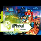 Judge Dredd UltiFlux Playfield LED Set