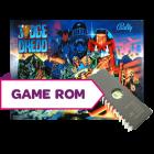 Judge Dredd CPU Game Rom
