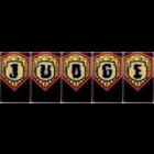 Judge Dredd Target Decals