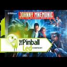 Johnny Mnemonic UltiFlux Playfield LED Set