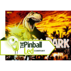 Jurassic Park UltiFlux Playfield LED Set