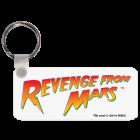 Revenge from Mars Logo Key Chain
