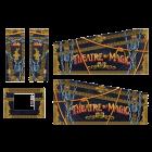 Theatre of Magic Cabinet Decals (Next Gen)